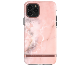 Richmond & Finch Pink Marble Mobil Cover - iPhone 11 Pro Max
