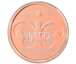Rimmel Stay Matte Pudder - Creamy Natural