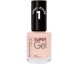 Rimmel Super Gel Neglelak - 002 Buns Out