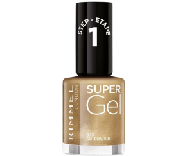 Rimmel Super Gel Neglelak - 073 So Bougie