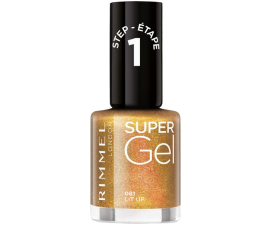 Rimmel Super Gel Neglelak - 081 Lit Up