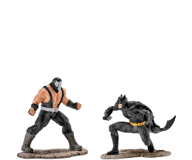 Schleich Justcie League Batman vs. Bane - 22540