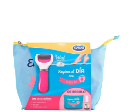 Scholl Velvet Smooth Express Manicuresæt - 3 dele