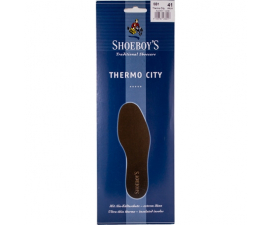 Shoeboy's Thermo City Skosål