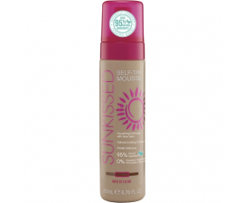 SUNkissed Selvbruner Mousse - Medium
