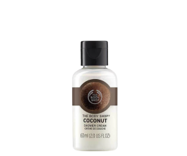 The Body Shop Coconut Shower Cream - 60ML