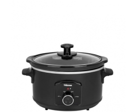Tristar Slowcooker 3,5 L - Sort