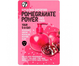 W7 Pomegranate Power Ansigtsmaske