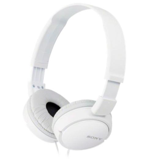 Billede af Sony MDR-ZX110 Høretelefoner - Hvid