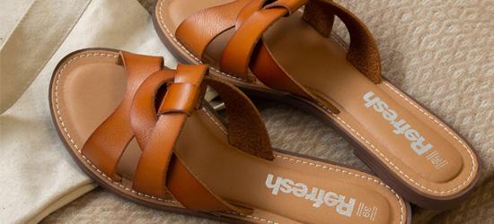 5 smukke sandaler til kvinder i 2020