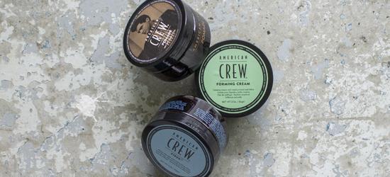 American Crew: Hvilket produkt skal du vælge?