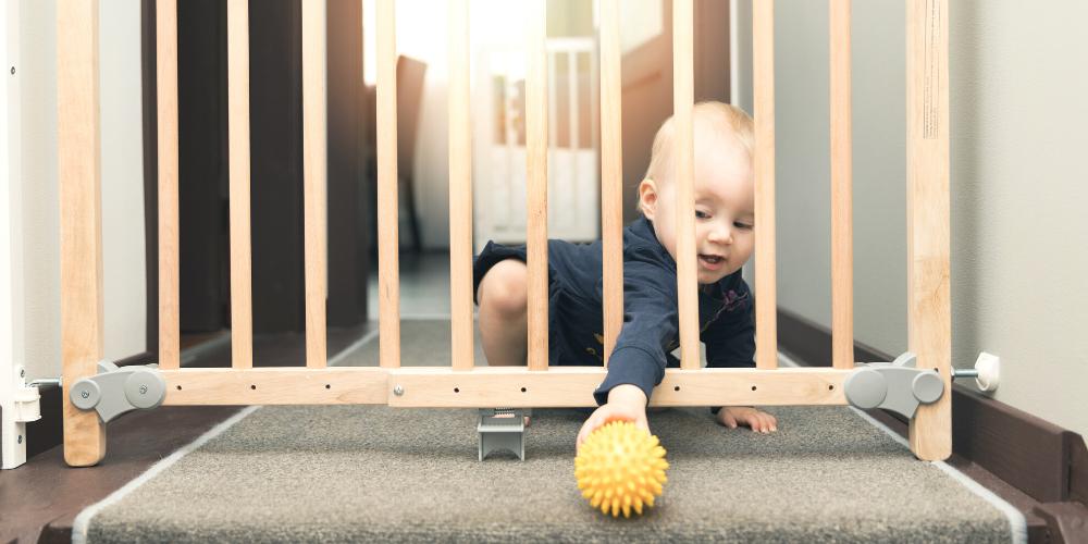 Børnesikring af hjemmet - 6 lette trin - Sådan gør du!