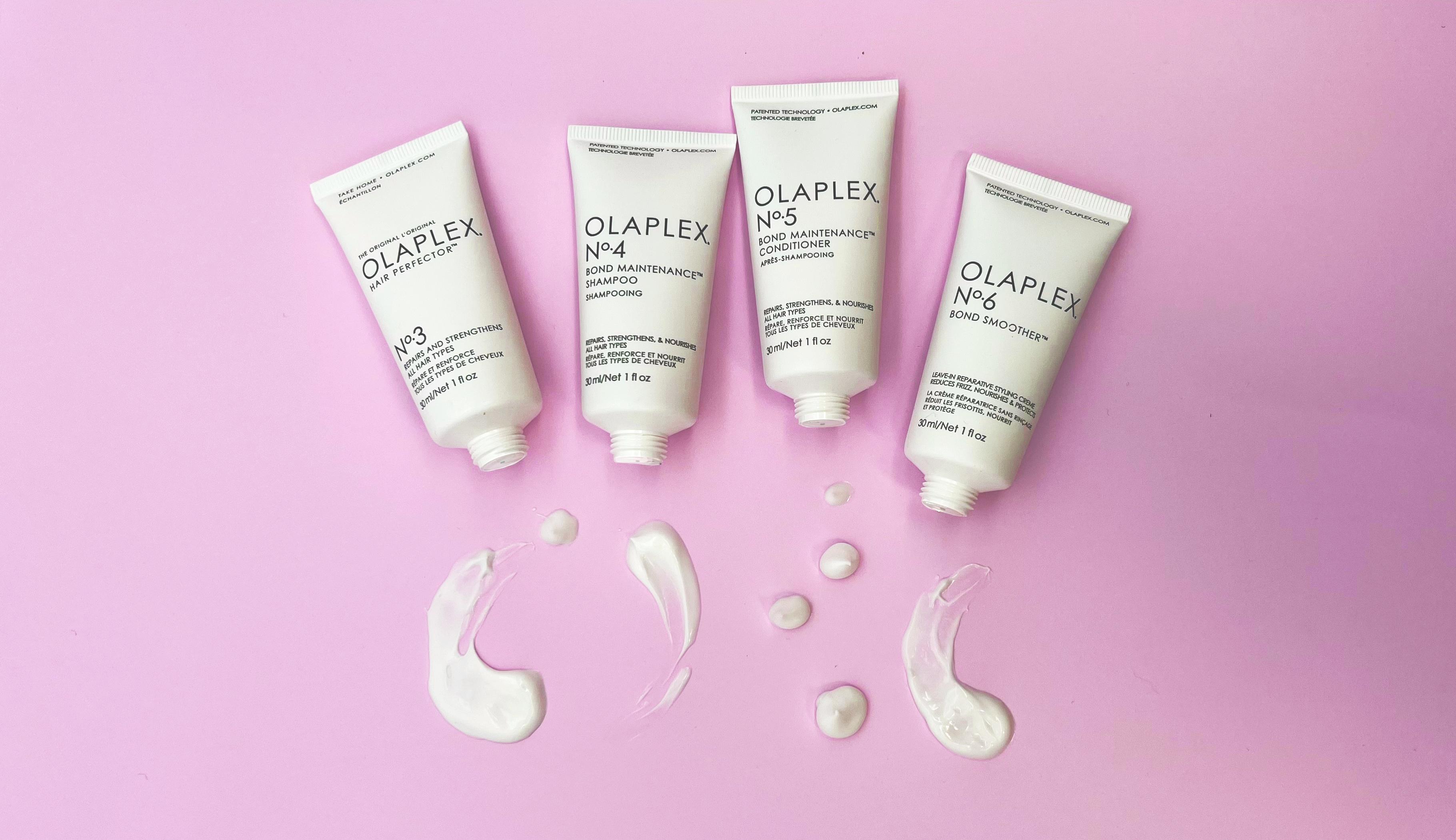Olaplex - Fantastisk patentereret og banebrydende teknologi til dit hår